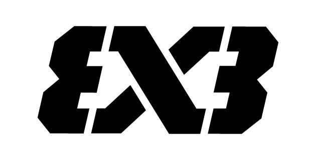 logo vector FIBA 3x3