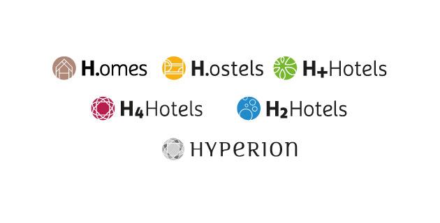 logo vector H-Hotels.com