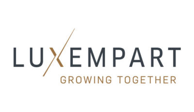 logo vector Luxempart