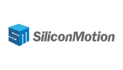 logo vector SiliconMotion
