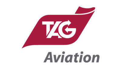 logo vector TAG Aviation