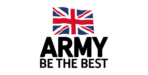 logo vector The British Army