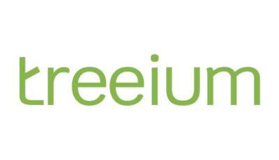 logo vector Treeium
