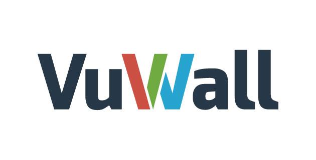 logo vector VuWall