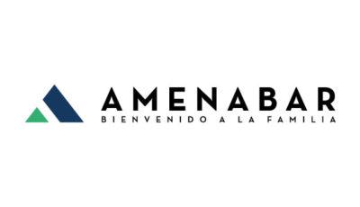 logo vector Amenabar Promociones