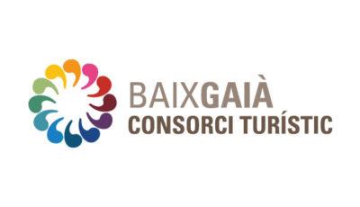 logo vector Baix Gaià Consorci Turístic