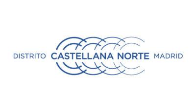 logo vector Distrito Castellana Norte