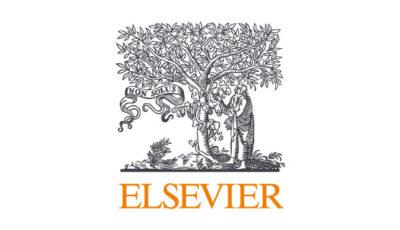 logo vector Elsevier