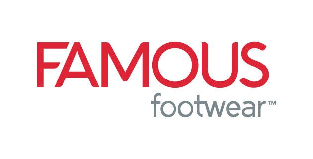 logo vector Famous Footwear