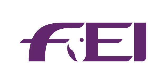 logo vector FEI Fédération Équestre Internationale