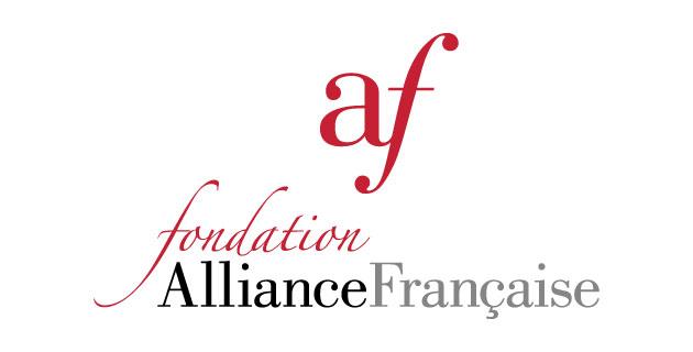 logo vector Fondation Alliance française