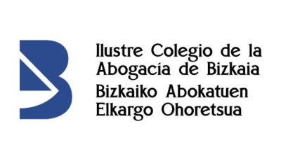 logo vector Ilustre Colegio de la Abogacía de Bizkaia