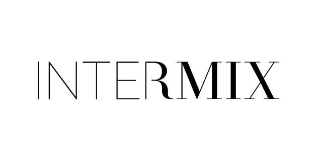 logo vector Intermix