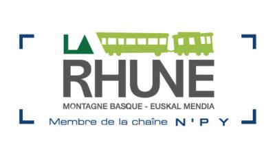 logo vector Le Train de La Rhune