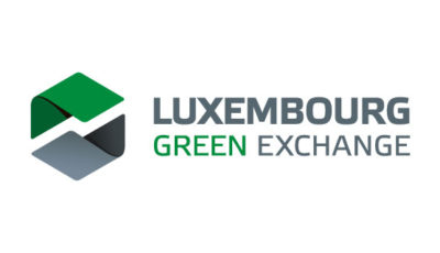 logo vector Luxembourg Green Exchange