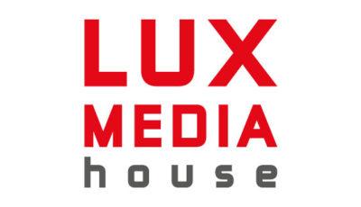 logo vector Luxmediahouse