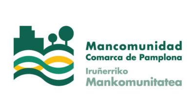 logo vector Mancomunidad de la Comarca de Pamplona