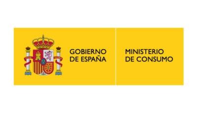 logo vector Ministerio de Consumo