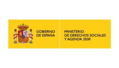 logo vector Ministerio de Derechos Sociales y Agenda 2030