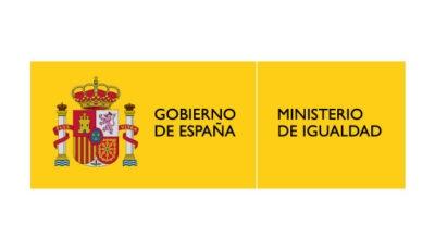 logo vector Ministerio de Igualdad