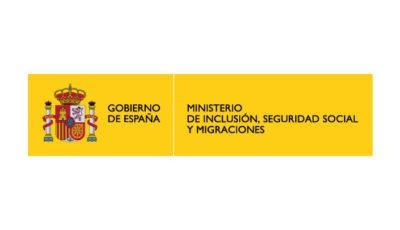logo vector Ministerio de Inclusión, Seguridad Social y Migraciones