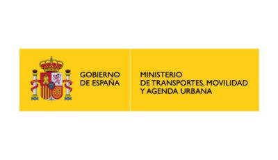 logo vector Ministerio de Transportes, Movilidad y Agenda Urbana