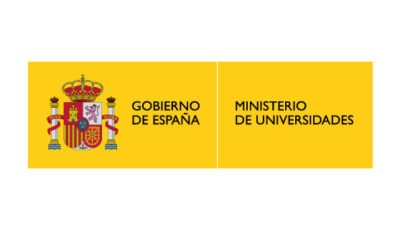 logo vector Ministerio de Universidades