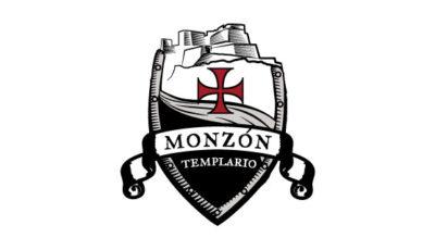 logo vector Monzón Templario