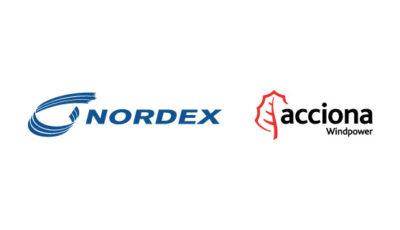 logo vector Nordex SE