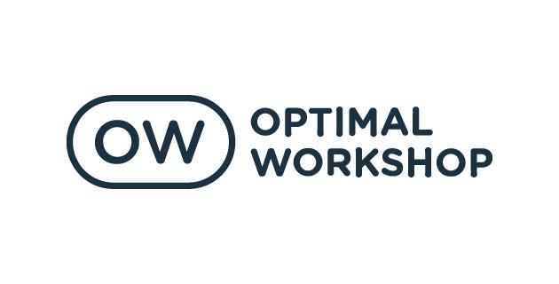 logo vector Optimal Workshop