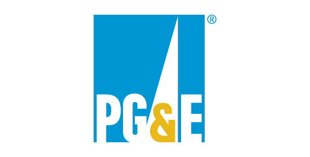 logo vector PG&E Pacific Gas and Electric