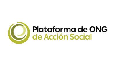 logo vector Plataforma de ONG de Acción Social