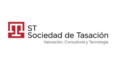 logo vector ST Sociedad de Tasación