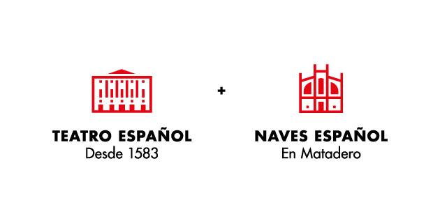 logo vector Teatro Español