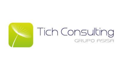 logo vector Tich Consulting
