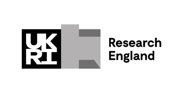 logo vector UKRI Research England