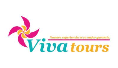 logo vector Viajes Vivatours