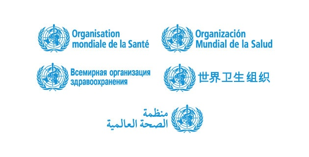 logo vector World Health Organization