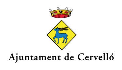 logo vector Ajuntament de Cervelló