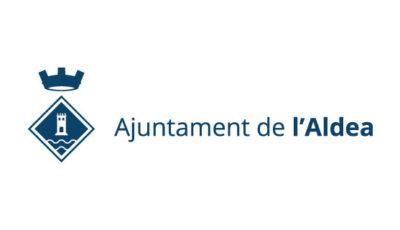 logo vector Ajuntament de L'Aldea