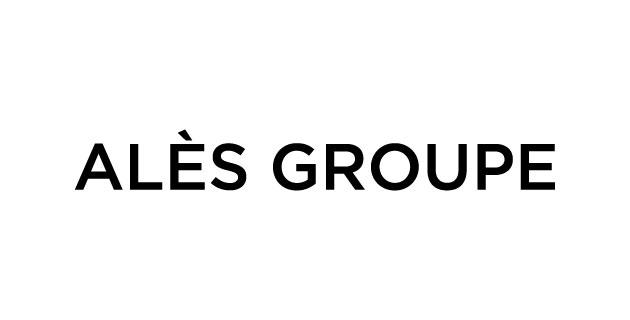 logo vector Alès Groupe