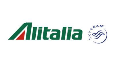 logo vector Alitalia