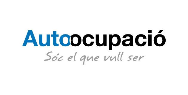logo vector Autoocupació