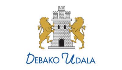 logo vector Ayuntamiento de Deba