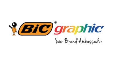 logo vector BIC Graphic