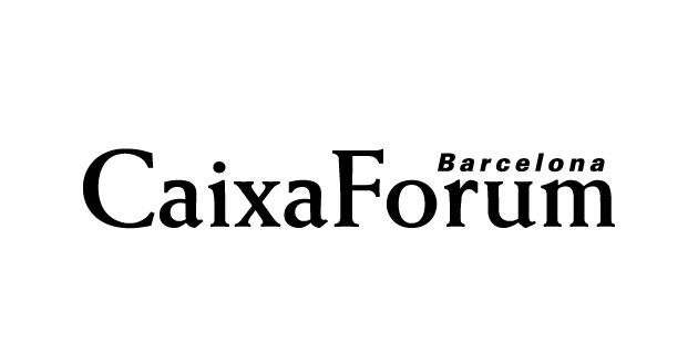 logo vector CaixaForum Barcelona