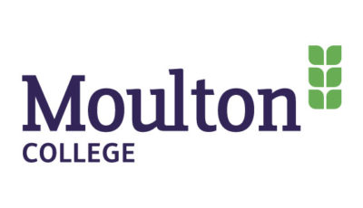 logo vector Moulton College