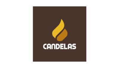 logo vector Cafés Candelas