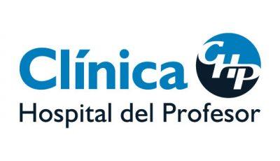 logo vector Clínica CHP Hospital del Profesor