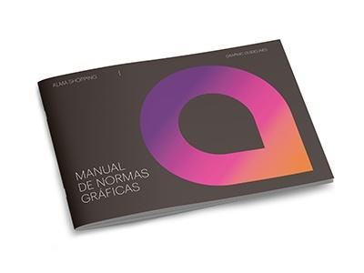 Alma Shopping manual de normas gráficas